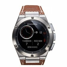 Michael Bastian MB Chronowing Smartwatch HP with three Straps included !!!
