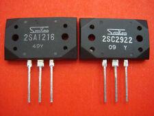 4 PAIRS 2SA1216 & 2SC2922 Original SANKEN Transistor