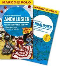 !! Andalusien mit Karte Reiseführer UNGELESEN 2014 Urlaub Marco Polo Spanien