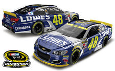 2016 JIMMIE JOHNSON #48 LOWE'S CUP CHAMP 1:64 ACTION NASCAR DIECAST