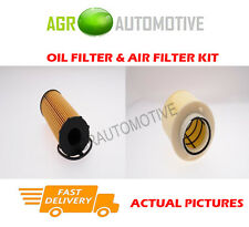 DIESEL SERVICE KIT OIL AIR FILTER FOR AUDI A6 2.7 179 BHP 2004-08