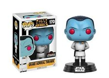Funko Pop! Star Wars Celebration 2017 Rebels Grand Admiral Thrawn Pre-Sale