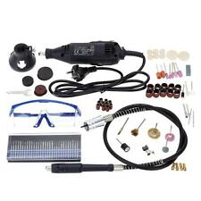 110-230V Regulating Speed Electric Drill Grinder Rotary Tool Accessory Set 43NZ