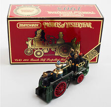 Matchbox Models of Yesteryear - YS-43 1905 Busch Self Propelled Fire Engine