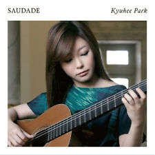 PARK KYU HEE - SAUDADE KOREA EDITION BRAND NEW SEALED