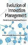 Evolution of Innovation Management: Trends in an International Context, ., , Exc