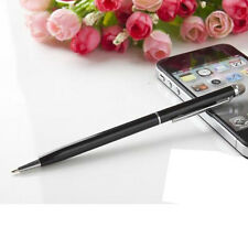 1x Capacitive Touch Screen Stylus with Ball Point Pen For IPhone Apple IPad IPod