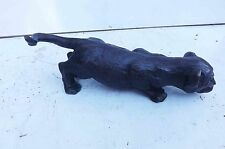 "Bronze "" The Black Panther """