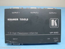 Kramer VP-300K 1x3 VGA Video Distribution Amplifier Splitter