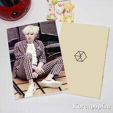 2pics EXO CHAN YEOL CHANYEOL EXODUS LOVE ME RIGHT notebook set KPOP NEW
