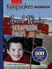 Award-Winning Scrapbook Pages by Leisure Arts (2004, Paperback, Revised)
