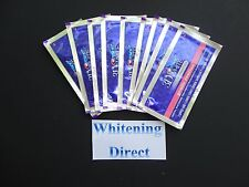 18 CREST 3D WHITE GENTLE ROUTINE TEETH WHITENING WHITESTRIPS SENSITIVE STRIPS