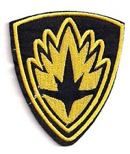 """Guardians of the Galaxy Logo  3"""" Tall Embroidered Patch- FREE S&H (MCPA-GG-01)"""