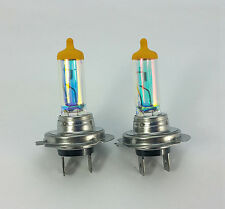 H7 477 499 PX26d ALL WEATHER RAINBOW Halogen Bulbs 2pcs 55W