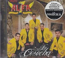CD - Grupo Alfa 7 NEW La Cosecha 12 Tracks FAST SHIPPING !