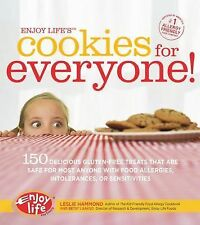 Enjoy Life's Cookies for Everyone!: 150 Delicious Gluten-Free Treats that are Sa