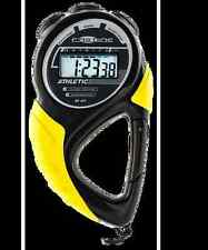 Fastime 16 Stopwatch with carabiner clip