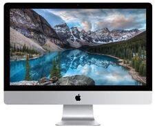 """Apple iMac 27"""" Retina 5k Display 3.2ghz i5 1tb HD 16gb Memory R9 M380 2gb New"""