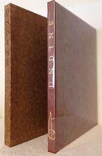 UNDINE by F. De La Motte Fouque Limited Editions Club 1930 Illus Signed