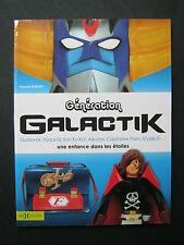 DUBOST GENERATION GALACTIK GOLDORAK ALBATOR CAPITAINE FLAM ULYSSE 31 NEUF