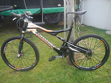 Cannondale Rush Carbon Team Fully mit Lefty TOP!! Neuwertiger Zustand!!