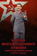 "DID WWII SOVIET UNION CAPTAIN, ""JOSEPH JUGHASHVILI STALIN"", (1878-1953) 1/6"