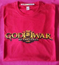 T-SHIRT GOD OF WAR III 3 REMASTERED NEUF TAILLE XL