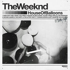 "The Weeknd - House Of Balloons (2x12"" Vinyl, Gatefold Cover) NEU+OVP!!!"