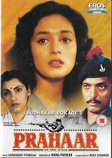 PRAHAAR - NANA PATIKAR - MADHURI DIXIT - NEW BOLLYWOOD DVD - FREE UK POST