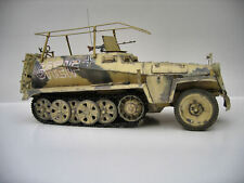 Sd.Kfz.250/3 GREIF 1/16 scale  FULL INTERIOR model kit  290x120x150 (1583 parts)