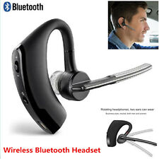 A2DP Wireless HandsFree Car Kit Trucker Bluetooth Cell Phone Headset Headphone