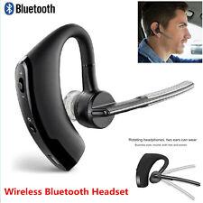 A2DP Wireless HandsFree Car Kit Trucker Bluetooth Cell Phone Headset Headphone