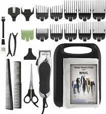 24 Piece Hair Clippers Trimmer Professional Barber Tools Cutters Shaver Wahl Kit