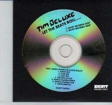 (DI844) Tim Deluxe, Let The Beats Roll - 2007 DJ CD