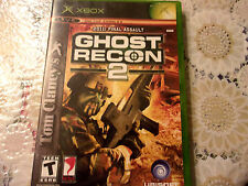 GHOST RECON 2--2011 FINAL ASSAULT--XBOX GAME