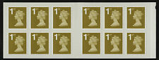 Great Britain   2006   Scott #MH380b    Mint Never Hinged Booklet Pane