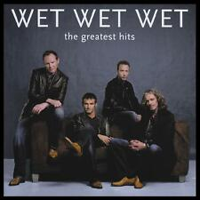 WET WET WET - THE GREATEST HITS CD ~ LOVE IS ALL AROUND +++ 80's / 90's *NEW*