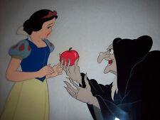 Disney Original Cel Art - Snow White - Limited Edition - RARE - 1970-Now