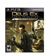 Deus Ex: Human Revolution - Director's Cut PS3  NEW