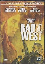Dvd - RADIO WEST (Versione Noleggio)