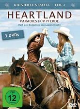 Heartland - Paradies für Pferde - Staffel 4.2 - 3 DVD´s - NEU & OVP