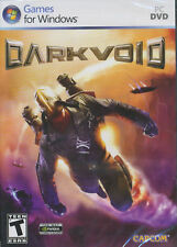 DARK VOID DarkVoid Capcom Action Shooter PC Game NEW!