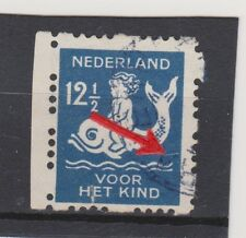 228 PM1 Roltanding 85 used PLAATFOUT CW 170,- Nederland Netherlands syncopated