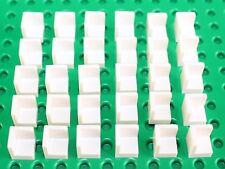 Lego White Corner Panel 1x1 30 pieces NEW!!!