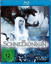 Die Schneekönigin - The Snow Queen ( Fantasy-Abenteuer BLU-RAY ) mit Iren Levy