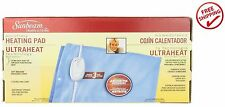Soft Sunbeam Heating Pad with Ultra Heat Technology Electric Warmer Therapy New
