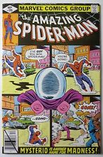The Amazing Spider-Man #199 (Dec 1979, Marvel) vs. Mysterio (C4118)