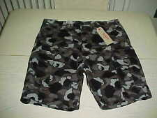 NEW Mens Levis Cargo Short Camo Size 38 Loose Fit Camouflage