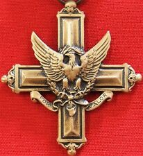 CURRENT ISSUE US DISTINGUISHED SERVICE CROSS DSC MEDAL GALLANTRY AGHANISTAN WW2