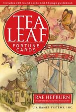 NEW Tea Leaf Fortune Cards Deck Rae Hepburn Shawna Alexander